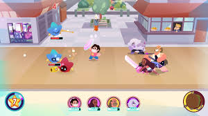 steven universe save the light review save the light rpg console game is neato burrito