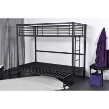 lit mezzanine 2 places avec canapé lit mezzanine 2 places but lit mezzanine et banquette clic