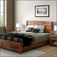 bedroom awesome rustic metal bed frames rustic bed frame with