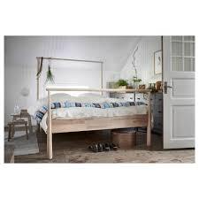 Ikea Bed Frame Gjöra Bed Frame Birch Leirsund Standard Ikea