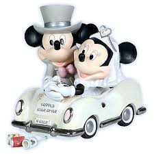 car wedding cake toppers precious moments disney happily after car wedding cake