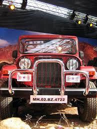 mahindra jeep modified christmas special a close look at the mahindra thar