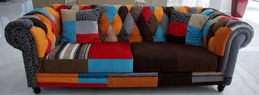 sofa bunt patchwork sofas wohnen mit farben