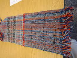 Crochet Rugs With Fabric Strips Buellwood Weaver And Fiber Guild Hancock Michigan Crocheted And