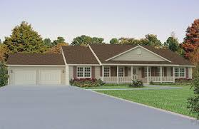 ranch house plans houseplanscom ranch floor plans with front porch