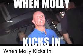 Meme Molly - when molly menes kicks in when molly kicks in molly meme on me me