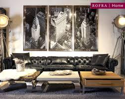 Esszimmer New York Wohnzimmer Rofra Home New York Living Room Pinterest