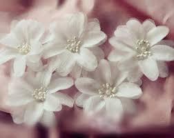 tulle flowers tulle flowers etsy