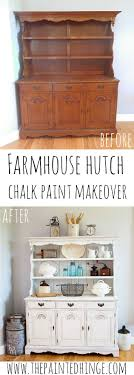 fashioned kitchen hutch best 25 painted hutch ideas on hutch makeover