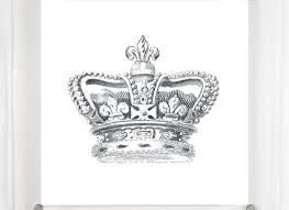 3d princess crown wall decor homestylediarycom tech