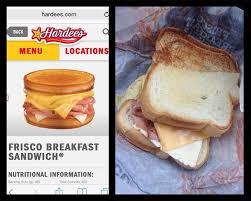 Sandwich Meme - hardees frisco breakfast sandwich meme guy