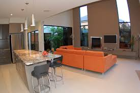 Living Room With Orange Sofa 25 Orange Living Room Ideas For Currentyear