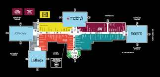 Arizona Mills Mall Map by Jersey Gardens Mall Map