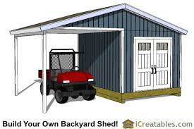 How To Build A Small Backyard Storage Shed by 10x14 Shed Plans Large Diy Storage Designs Lean To Sheds