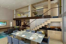 Houzz Dining Rooms Houzz Combo Design Ideas Open Dining Kitchen And Living Room