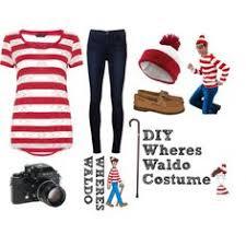 Wheres Waldo Halloween Costume Wario Costume Kids Halloween Costumes Costumes