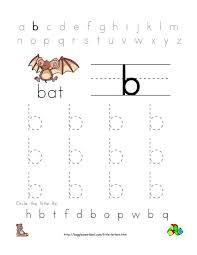 printable letter b worksheets worksheets