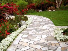concrete or stone pavers santa cruz stone supplier helps