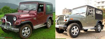 jeep open roof price the most practical u0026 best looking hardtop mahindra thar team bhp