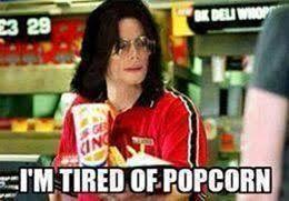 Michael Jackson Popcorn Meme - michael jackson eating popcorn meme and other funny photo comments