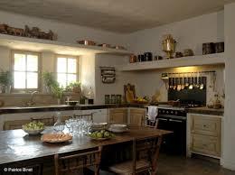 deco cuisine cagnarde pittoresque idee decoration cuisine cagnarde design chemin e a