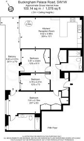 3 bedroom apartment to rent in nova 79 buckingham palace road