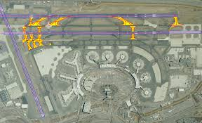 Ewr Terminal Map Newark Liberty International Airport Landrum U0026 Brown Newark