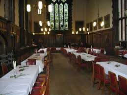 kendall college dining room university college durham the real hogwarts
