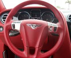 bentley steering wheel used bentley for sale only at offleaseonly