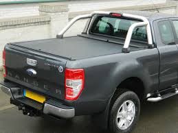 tonneau cover ford ranger roll n lock load bed cover ford ranger 2012 4x4 accessories tyres