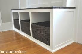 mudroom bench with storage u2013 furniture favourites