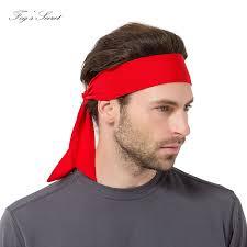 sport headband fitness headband outside sport cool bandanas unisex