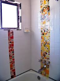 bathroom mosaic tile ideas diy mosaic bathroom tile that is a personal statement