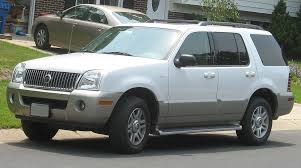Ford Ranger Truck Frames - mercury mountaineer wikipedia