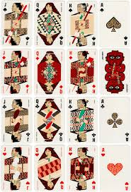 maori the world of playing cards