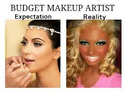 cheap makeup artist hiring a budget mua vs experienced professional mua what are you