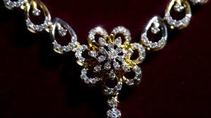 new diamond necklace images Grt jewellers presents the new stunning diamond necklace just rs jpg
