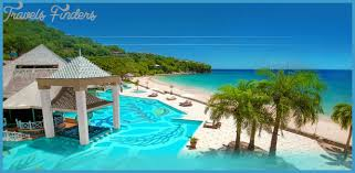 all inclusive caribbean holidays for couples travel map