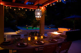 Malibu Copper Landscape Lights by Malibu Residence Fiore Landscape Design
