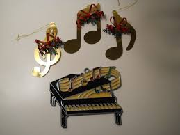 ornaments staff note ornaments piano ornament
