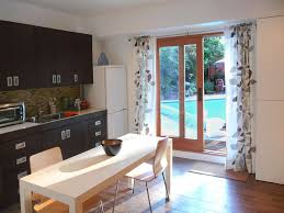 Contemporary Window Treatments For Sliding Glass Doors by Sliding Glass Door Trim Image Collections Glass Door Interior