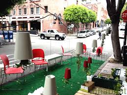 San Francisco Urban Garden - new shipwrecked parklet is an urban oasis in san francisco