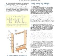 Free Shelf Woodworking Plans by Free Shelf Woodworking Plans