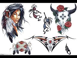 native american indian totem tattoo designs photo 2 photo