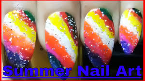 Easter Nail Designs Easter Nail Designs Tutorial At Home 2017 Summer Nails Design