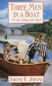 three men in a boat three men 1 by jerome k jerome