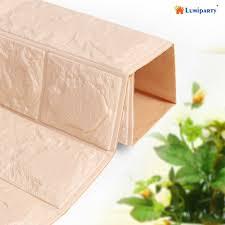 panneau fausse brique achetez en gros mur de briques en plastique panneaux en ligne à