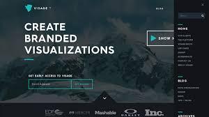 website menu design 30 web designs featuring pop out navigation menus