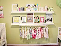 baby nursery wall shelf