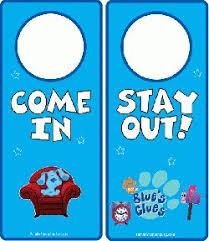7 images blue u0027s clues printables catch party blue u0027s